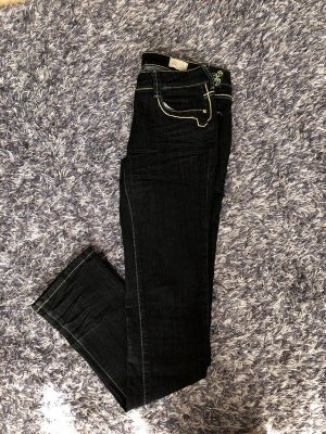 Blue Rags Tube jeans donkerblauw