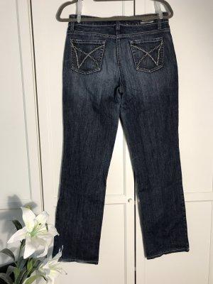 Cambio Straight Leg Jeans blue-dark blue