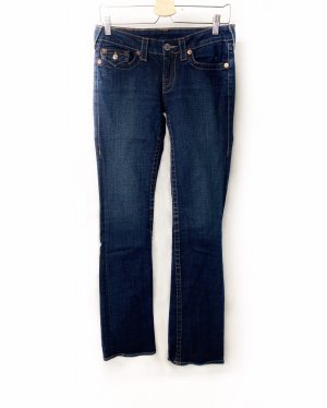 Dunkelblaue Jeans TRUE RELIGION