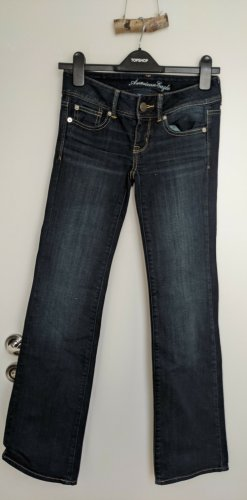 Dunkelblaue Jeans von American Eagle