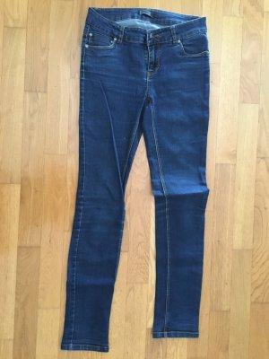 Dunkelblaue Jeans von Only