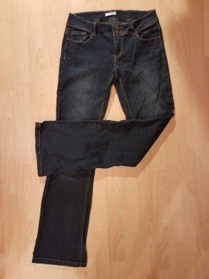 Dunkelblaue Jeans von Promod