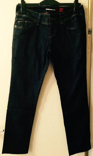 Dunkelblaue Jeans von QuickSilver