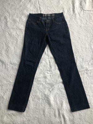 Dunkelblaue Jeans von Vero Moda, Gr. 26