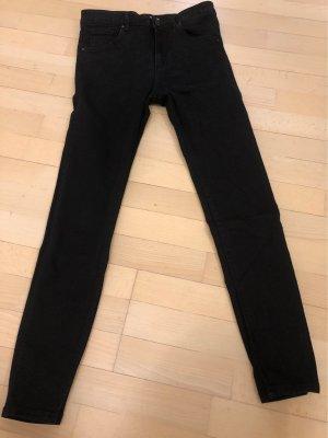 Uterqüe Jeans skinny blu scuro