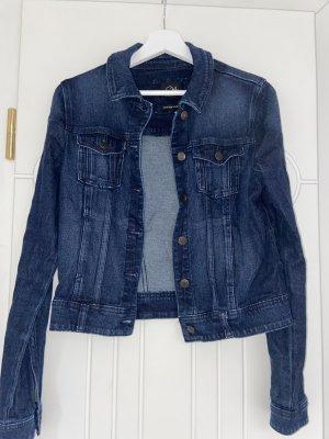 Clockhouse Denim Jacket dark blue