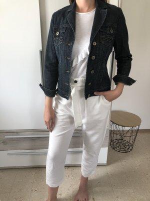 Gin Tonic Veste en jean bleu foncé