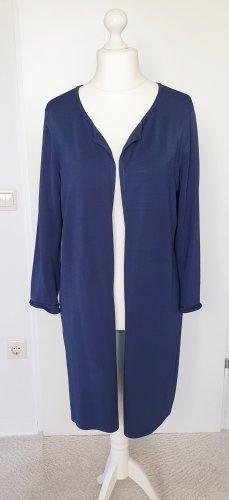 s.Oliver Gebreide jas donkerblauw Viscose