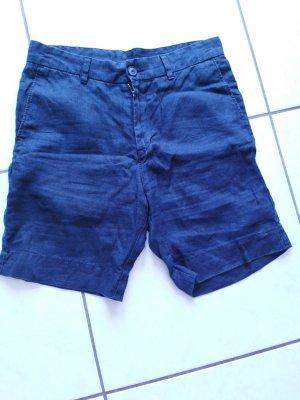 Weekday Shorts blu scuro