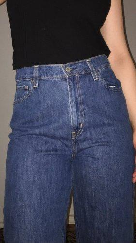 Levi's Baggy Jeans blue