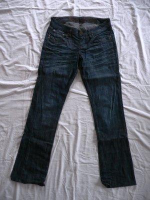dunkelblaue LTB-Jeans in Größe 30/34