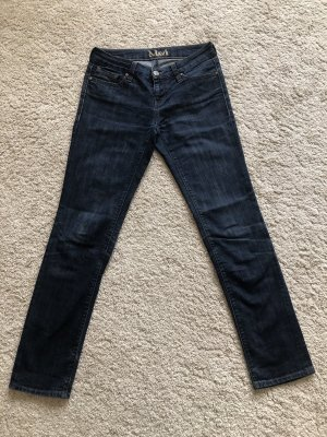 Dunkelblaue Mavi-Jeans