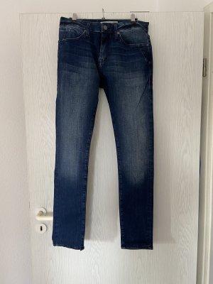 Mavi Spodnie biodrówki ciemnoniebieski