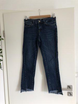 adl Jeans a 7/8 blu