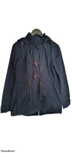 Peckott Between-Seasons Jacket dark blue
