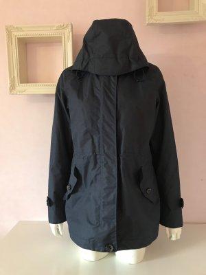 Tchibo / TCM Podwójna kurtka ciemnoniebieski Poliester