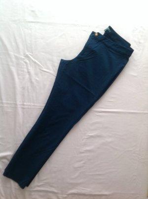 Lauren by Ralph Lauren Pantalone da equitazione blu scuro Cotone