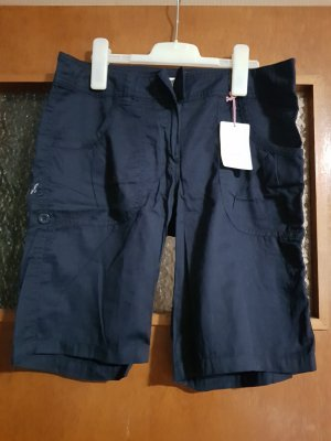 dunkelblaue Shorts Neu mit Etikett Gr. 38