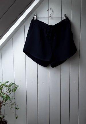 Dunkelblaue Shorts von Only