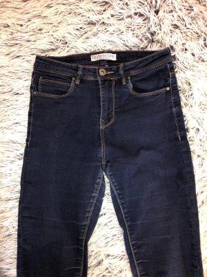 Blind Date Jeans skinny blu scuro