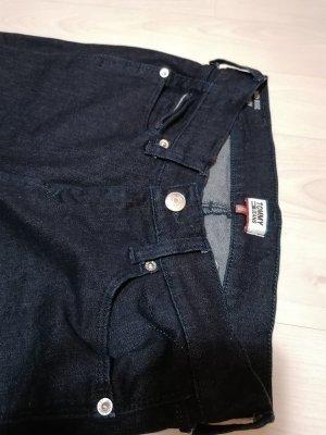 dunkelblaue Skinny Jeans Tommy Hilfiger