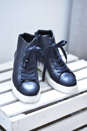 dunkelblaue Sneaker - Esprit