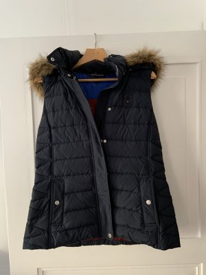 Tommy Hilfiger Quilted Gilet dark blue