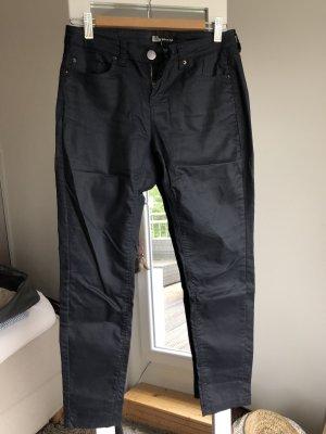 Bella Ragazza Pantalon taille basse bleu foncé