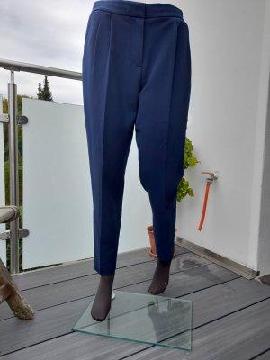 dunkelblaue Stoffhose von Tommy Hilfinger