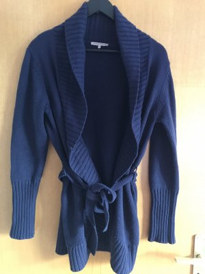 Anna Field Cardigan tricotés bleu foncé
