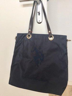 Dunkelblaue U.S. Polo Assn. Tasche /Shopper