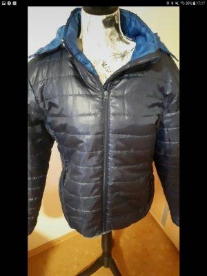 Active wear Veste mi-saison bleu-bleu foncé