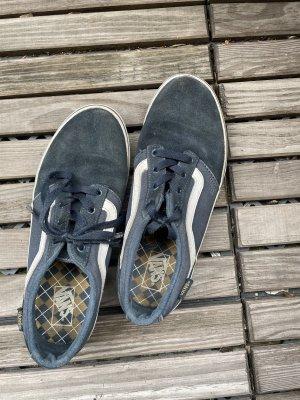 Vans Zapatos brogue azul oscuro