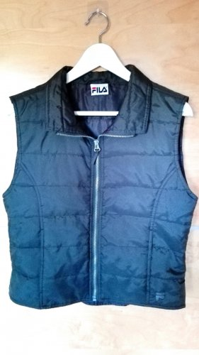 Fila Quilted Gilet dark blue
