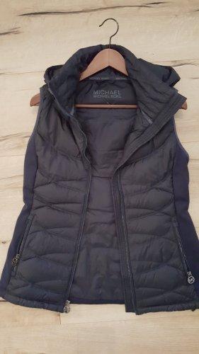 Michael Kors Capuchon vest zilver-donkerblauw