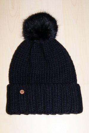 edc by Esprit Knitted Hat dark blue