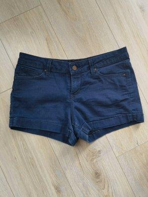 Dunkelblaue Zara-Shorts (40/L)