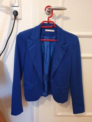 Only Klassischer Blazer blauw