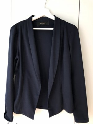 Reserved Jersey Blazer dark blue