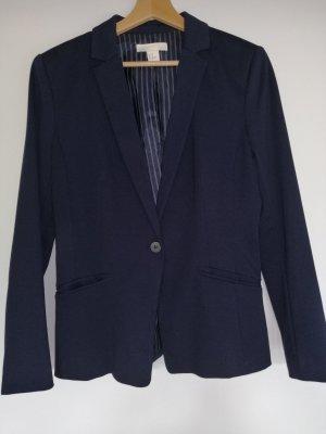 dunkelblauer Blazer H&M