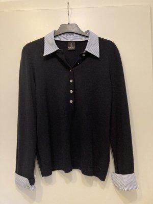 Madeleine Blouse Shirt dark blue
