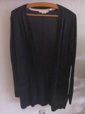 dunkelblauer Cardigan von H&M • Größe S/36