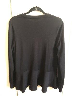 Dunkelblauer COS Pullover