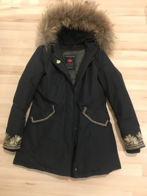 Canadian Classics Winter Coat multicolored