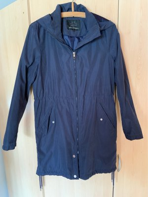 Only Parka blu scuro