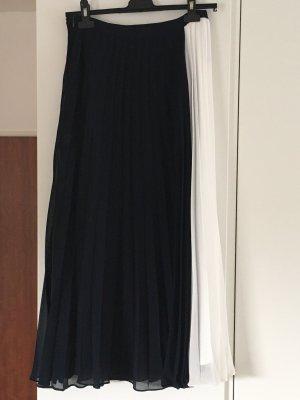 Mint Velvet Pleated Skirt multicolored