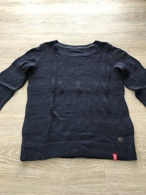 dunkelblauer Pullover von edc