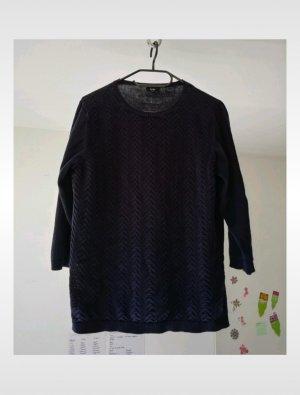Charles Vögele Sweat Shirt dark blue