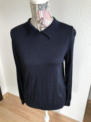 dunkelblauer Pullover von MERAKI