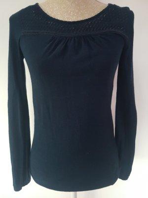 Dunkelblauer Pullover von Promod